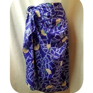 Hilo Hatties Hawaii Hawaiian Wrap